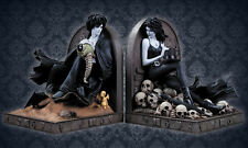 Sandman & Death Bookends Statue 2nd Edition Vertigo DC Collectibles NEW SEALED