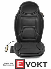 Medisana MCH Home & Car Seat Cover Massager with 5 Vibration Motors Genuine New