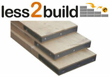 Scaffold Boards New 2.4m (8ft)Treated For Longer Life