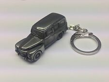 Volvo 210 Duet Estate 3D split-ring keyring FULL CAR ref285