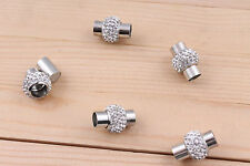 10pcs New good quality Magnetic Clasp Jewelry  DIY Necklace&bracelet Fasten