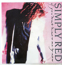 "Simply Red - If You Don't Know Me By Now 7"" Sgl 1989"