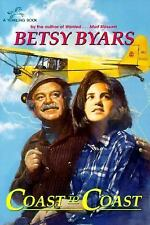 KdFy: Betsy Byars COAST TO COAST flying Piper airplane grandfather trip USA