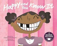 Sing-Along Songs: Happy and You Know It by Steven Anderson (2015, Mixed Media)