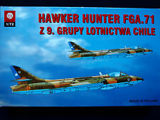 HAWKER HUNTER FGA.71- CHILE AIR FORCE, ZTS PLASTYK, SCALE 1/72