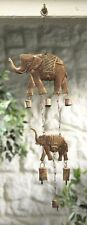 Lovely Windchime with two Elephants and Bells