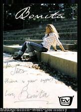 Bonita Jeanetta Louw TV total ORIG. firmado +32512+ 82638