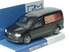 Rietze VW Caddy Maxi BESTATTUNGEN/ Leichenwagen - 31535 - 1/87