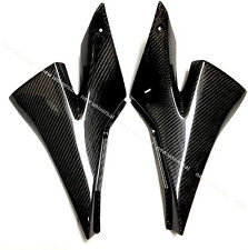 2004-2005 Kawasaki ZX10R Carbon Fiber Tank Side Panels