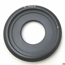 NEW Mount adapter For C-Mount lens to SONY E-Mount digital cameras