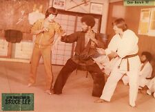 BRUCE LEE : THE MAN, THE MYTH 1976 BRUCEXPLOITATION VINTAGE PHOTO ORIGINAL