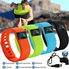 Bluetooth Smart Watches Smartband Wristband Pedometer Heath TW64 For Android IOS