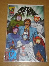 BATTLE OF THE PLANETS #1/2 DYNAMIC FORCES WIZARD BLUE FOIL EDITION