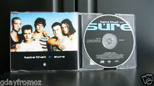 Take That - Sure 3 Track CD Single