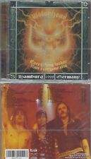 CD--MOTÖRHEAD--EVERYTHING LOUDER THAN EVERYONE ELSE| DOPPEL-CD-HAMBURG 1998