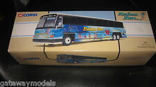 CORGI CLASSICS MCI-102 DL3 PETER PAN BIRTHDAY BUS  OLD SHOP STOCK  98427