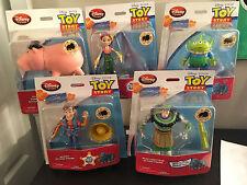 Disney Store Toy Story Hawaiian Vacation Figure Set! HTF!