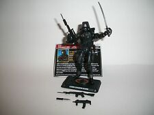 GI Joe 50th Anniversary Cobra Shadow Guard loose Marine Devastation 2015
