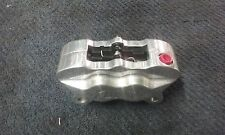 HARLEY SHOVELHEAD EVO FLH XL FXR CHOPPER CHROME HHI 4-PISTON REAR BRAKE CALIPER