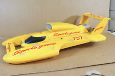 RADIO CONTROLLED JET PROPELLED SPEED BOAT CATAMARAN ni