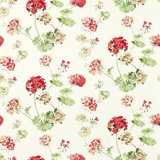 LAURA ASHLEY - Geranium - Cranberry - floral wallpaper - 2 Rolls - NEW - RRP £80