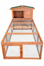 point-zoo Cage Pour Lapins, Pour Petits Animaux + Parc d'élevage NEUF