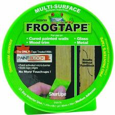 "1.41"" Frog Tape ShurTech 1358465 no more touchups cured painted walls glass 3PK"