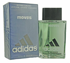 ADIDAS 100ML MOVES AFTER SHAVE LOTION RARITÄT NEU OVP