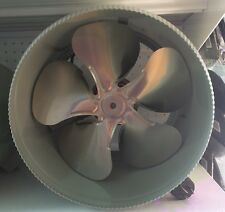 "EP INLINE FAN 4 POLE 300mm 12"" AXIAL HYDRO eziAIR COOL FLOW"