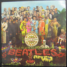 The Beatles  Sgt Pepper's Lonely Hearts Club VG+ PCS 7027 ASIA S. E. A. Stereo