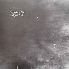 BELGRADO - SIGLO XXI LP, cold-wave/post-punk like Bauhaus, X-Mal Deutschland
