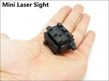 Hunting Red Laser Compact Pistol Low Profile Rifle Dot Sight Scope with Mounts