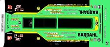 Rob Bruins the Green Elephant Vega Funny Car 1/64th HO Scale Slot Car Decals