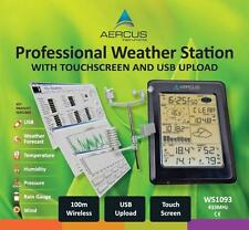 Weather Station Wireless Touchscreen PC - FREE 30 Page Beginners Guide eBook