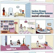 SAINT ETIENNE, Tales From Turnpike House (CD 2006) NEW!