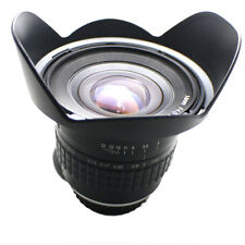 JINTU Pro 14mm f/4.0 Manual Focus Fisheye Lens For Canon EOS EF Digital Camera