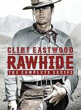 Rawhide:The Complete Series (DVD,59-Disc Set,Seasons 1-8) NEW Clint Eastwood