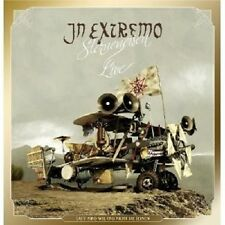 IN EXTREMO - STERNENEISEN LIVE  CD + DVD NEW+ +++++++++++++