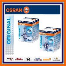 2X OSRAM Original Line H4 12V 55/68W Abblendlicht & Fernlicht FORD TRANSIT FOCUS