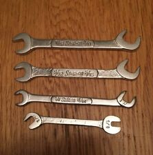 SNAP ON TOOLS - Offset Ignition Wrenches , DS2224,DS1820,DS1615