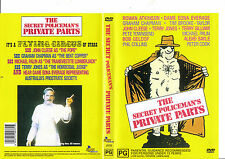 The Secret Policeman's Private Parts-1984-Documentary Comedy-DVD