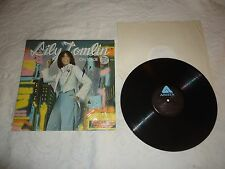 LILY TOMLIN-ON STAGE 1977 ARISTA RECORDS LP IN SHRINK AB 4142 EXC. VG+ ERNESTINE