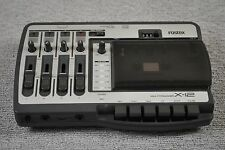 Fostex X-12 Multitracker Multitrack Cassette Tape Recorder 4 track Analog
