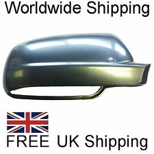 Door Wing Mirror Cover RIGHT VW Golf Mk4 Bora Platinum Grey