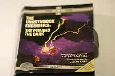 THE UNORTHODOX ENGINEERS THE PEN AND THE DARK BBC Micro Computer Model B Game