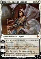 Elspeth, Chevalière Errante - Elspeth, Knight Errant  Arpenteur -  Magic Mtg Exc