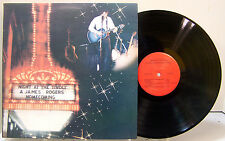 LP - James Rogers - Night At The Tivoli - PRIVATE LABEL COUNTRY