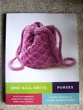 One Ball Knits ~ Purses by Fatema, Khadija & Habibur-Rahman (2009) Paperback