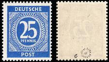 926 c (25 Pfg. Ziffern) farbgeprüft Arge, postfrisch