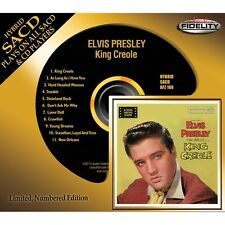 ELVIS PRESLEY King Creole HYBRID SACD Audio Fidelity (2013) NEW